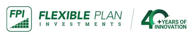 Flexible Plan Investments logo